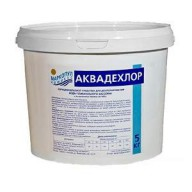 Средство для дехлорирования воды Аквадехлор, 5 кг