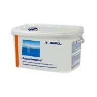 Медленно растворимые таблетки Аквабром (Aquabrome), 5 кг