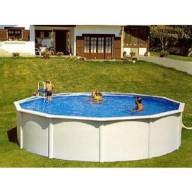 "Круглый бассейн Atlantic pool ""Гибралтар"" J-4000 (3.6х1.32). Наземный / Вкапываемый"