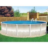 Круглый бассейн Atlantic pool Esprit (2.4х1.25). Наземный / Вкапываемый