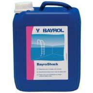 Жидкий дезинфектор с активным кислородом Байрошок (BayroShock), 5 л