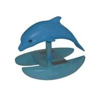 Дельфин декоративный с подсветкой от солнечных батарей Game