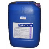 Жидкое коагулирующее средство Эквиталл, 30л (36кг)