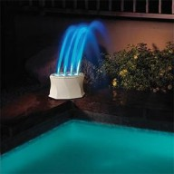 Фонтан с LED-подсветкой Game AquaGlow Rainbow Fountain