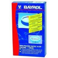 Комплект для дезинфекции активным кислородом Mini-Piscine Facile 0,63 кг