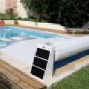 Жалюзи для бассейнов, автоматические системы