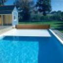Системы жалюзи для бассейнов Del, ручные и автоматические