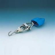 Крюк натяжной из хромированной бронзы (00208)