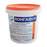 Хлорсодержащий препарат пролонгированного действия Лонгафор, 1 кг