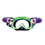 Маска-бинокль для подводного плавания Game