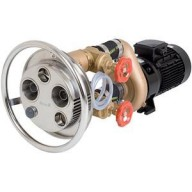 Противоток Pahlen JET-SWIM 2000 (78 м3/ч, 4,0 кВт, 380 В) (универсальный) (комплект: насос, закладной узел, щит, обвязка)