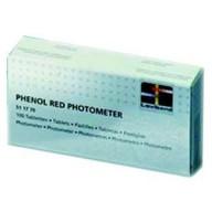 Таблетки для фотометра Phenol Red (10 штук)