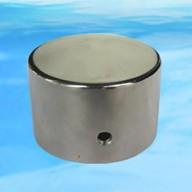 Заглушка для поручня из нержавеющей стали AISI-316 Emaux