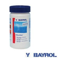 Быстрорастворимые таблетки для дезинфекции Хлориклар (Chloriklar), 1 кг
