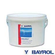 Быстрорастворимые таблетки для дезинфекции Хлориклар (Chloriklar), 25 кг
