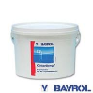 Медленнорастворимые таблетки для длительной дезинфекции воды Хлорилонг-200 (Chlorilong-200), 25 кг