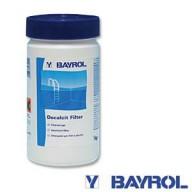 Кислый порошкообразный очиститель для фильтров бассейнов Декальцит Фильтр (Decalcit Filter), 1 кг