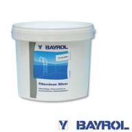 Серебросодержащий наполнитель для фильтров Фильтрклин Силвер (FilterClean Silver), 25 кг